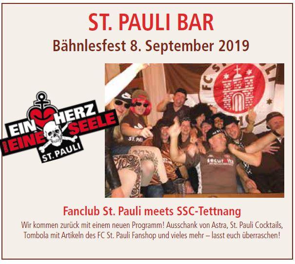 Bähnlesfest 2019