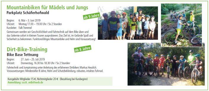 MTB Jugend Dirtbike